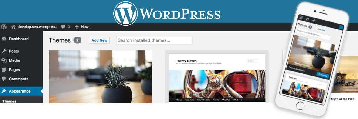WordPress demo